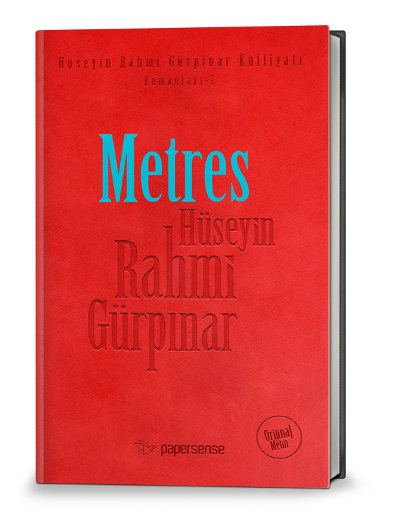 Metres (Deri Kapaklı)