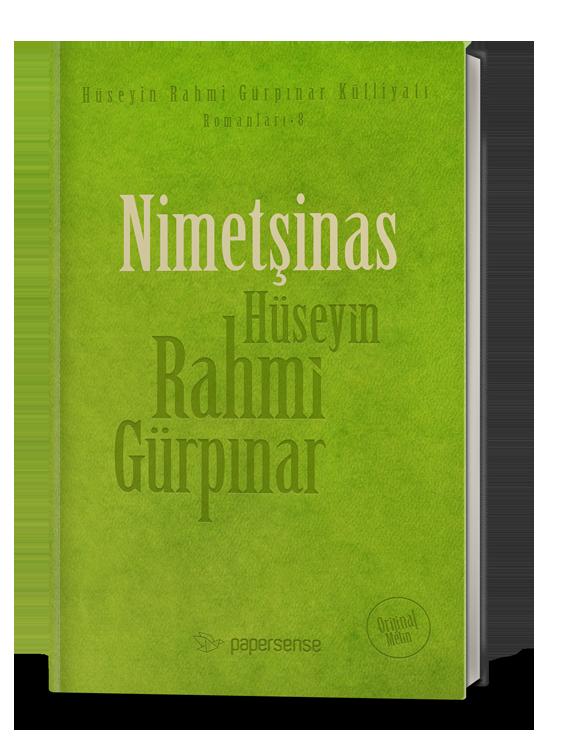 Nimetşinas (Deri Kapaklı)